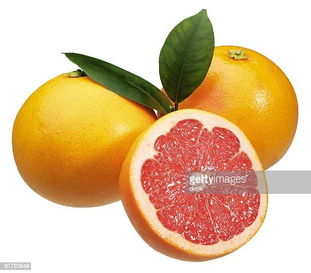 レッド色のグレープフルーツ