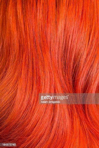 de cabelo vermelho - cabelo pintado de vermelho - fotografias e filmes do acervo