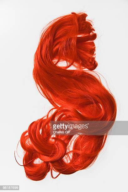 A red hair piece