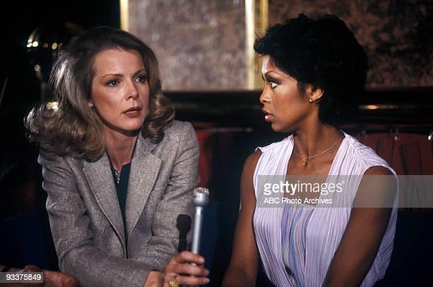 "Red Handed"" - Season Two - 9/19/79, Laraine Stephens , Lola Falana on the Walt Disney Television via Getty Images Television Network drama ""Vega$""...."
