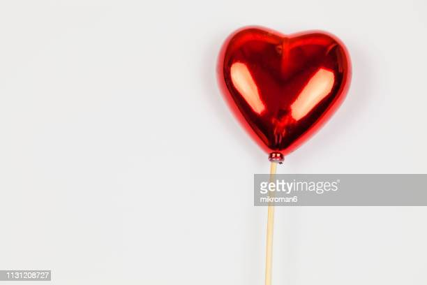 red heart shape - i love you stock pictures, royalty-free photos & images