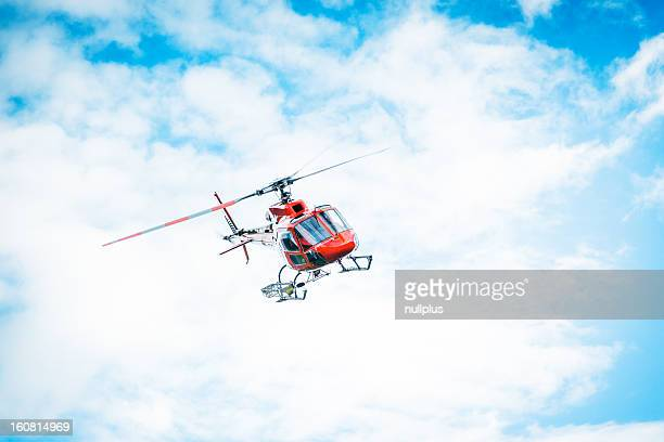 レッドのヘリコプター