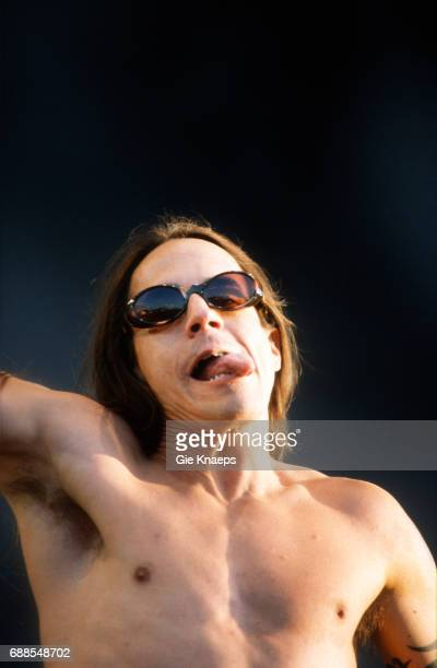 Red Hot Chili Peppers Anthony Kiedis Torhout/Werchter Festival Torhout Belgium