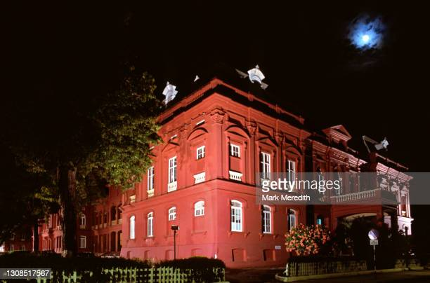red house, trinidad - port of spain stock pictures, royalty-free photos & images
