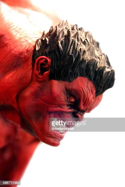 Vermelho Hulk