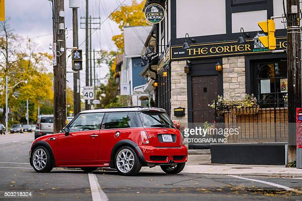 Red JCW