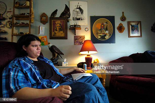 RESERVATION MINNESOTA Red Lake teenager Jeff Weise <cq> described as a towering young loner who always wore a dark trench coat <cq> to school went on...