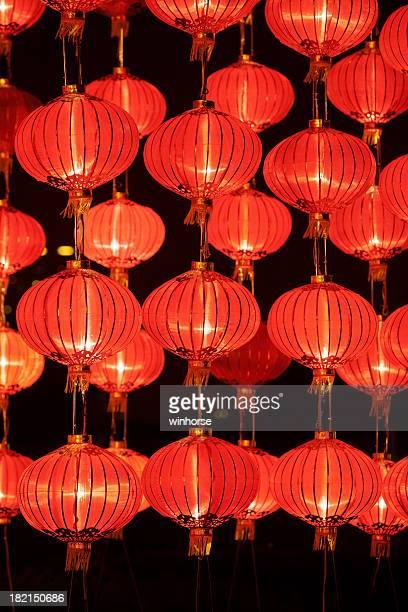 Red lanterns for Chinese Traditional Festival