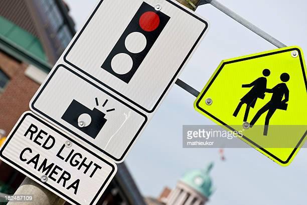 Red light camera...