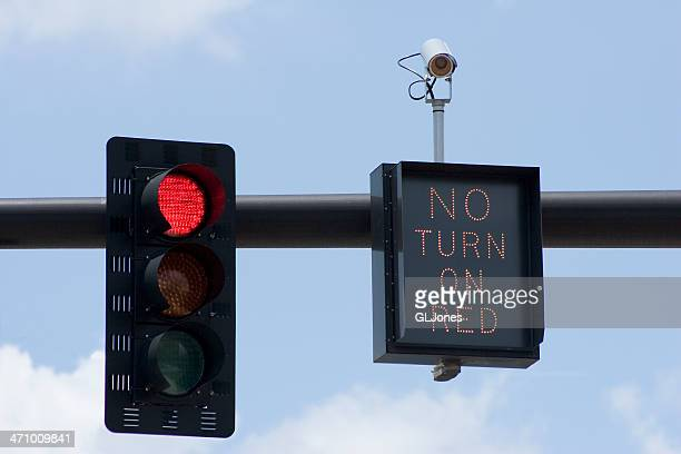 Red Light No Turn