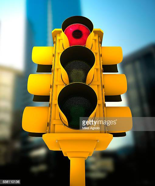 red light - mike agliolo stock pictures, royalty-free photos & images
