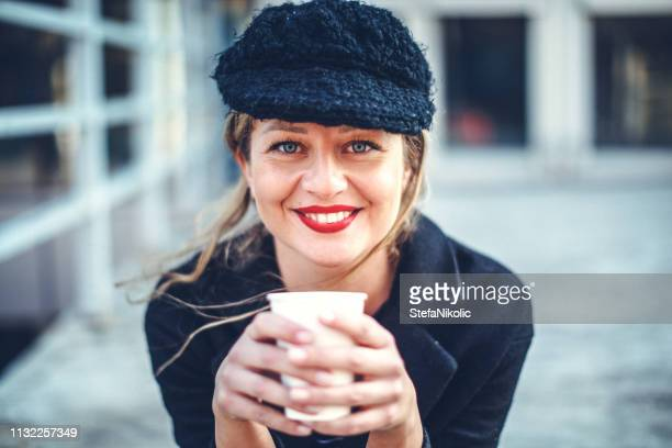 red lips - cappuccino stock pictures, royalty-free photos & images