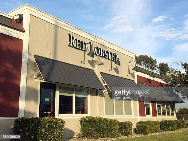 Red Lobster restaurant in Santa Maria California