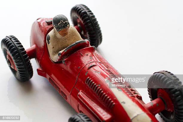 Rouge prix Maserati automobile Dinky jouets 23N 1953