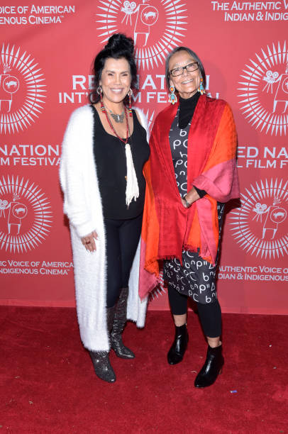 "CA: Red Nation Film Festival - ""Falls Around Her"" Premiere And Q&A With Tantoo Cardinal"