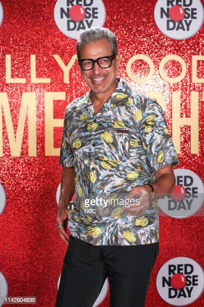 "Red Nose Day"" Episode 616 -- Pictured: Jeff Goldblum --"