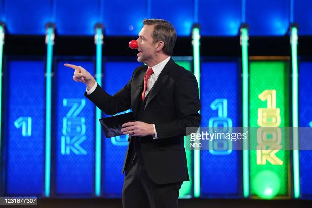 "Red Nose Day: Jon & Stephanie"" Episode 420 -- Pictured: Chris Hardwick --"