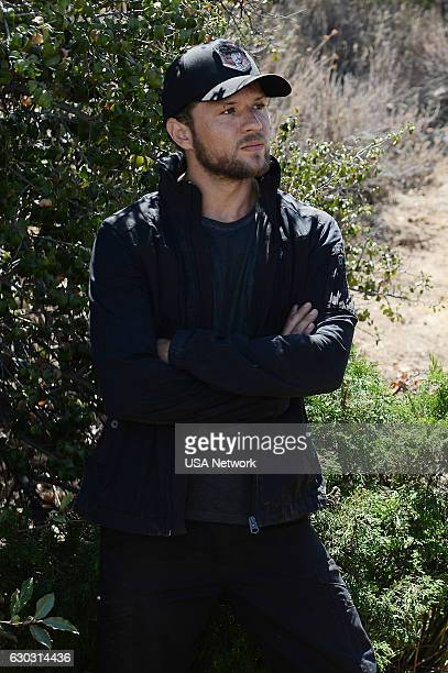 SHOOTER 'Red on Red' Episode 108 Pictured Ryan Phillippe as Bob Lee Swagger
