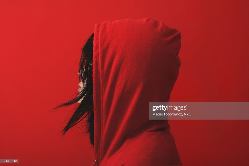 Red on Red : Stock Photo