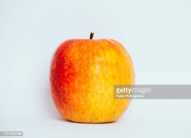 Red Orange Apple