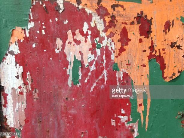 red, orange, green and maroon grunge - cor de vinho imagens e fotografias de stock