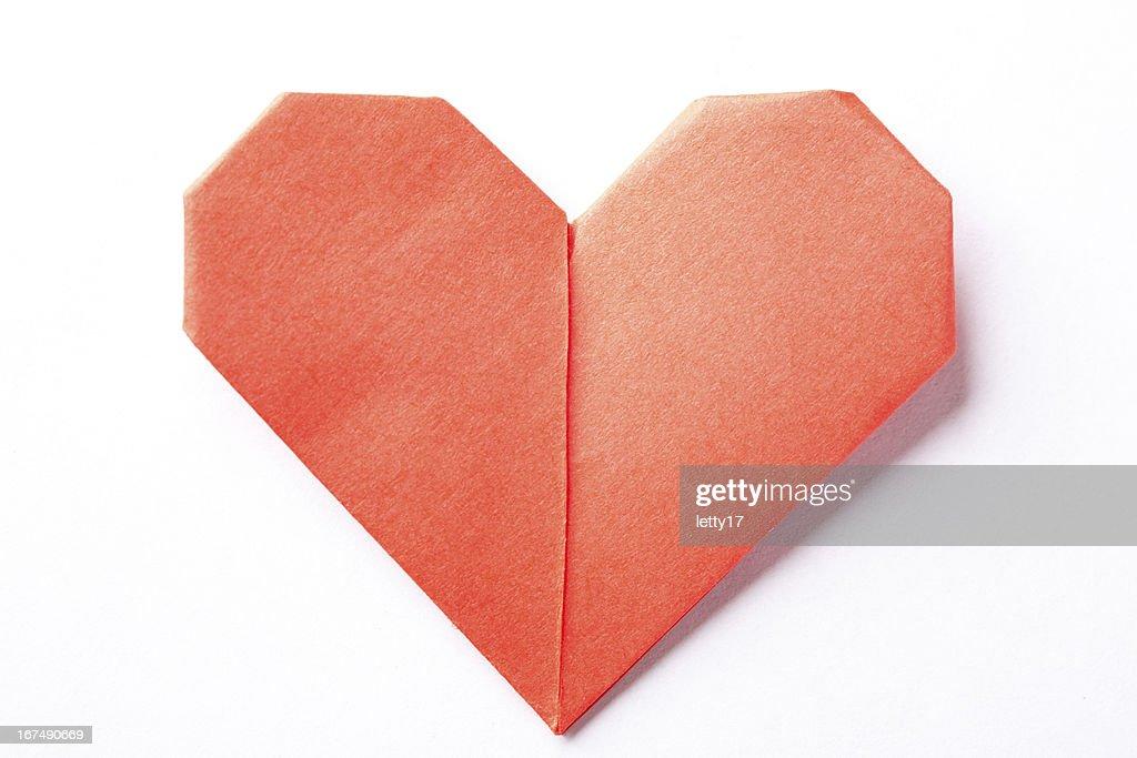 折り紙の中心 : ストックフォト