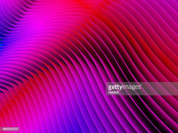red paper background - curve stock pictures, royalty-free photos & images