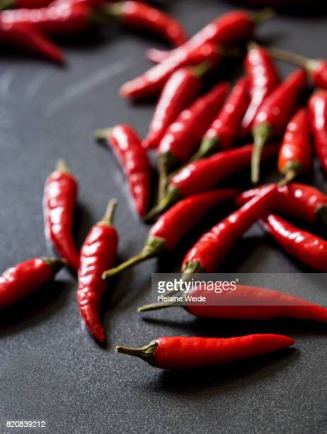 red peppers - red bell pepper stock pictures, royalty-free photos & images