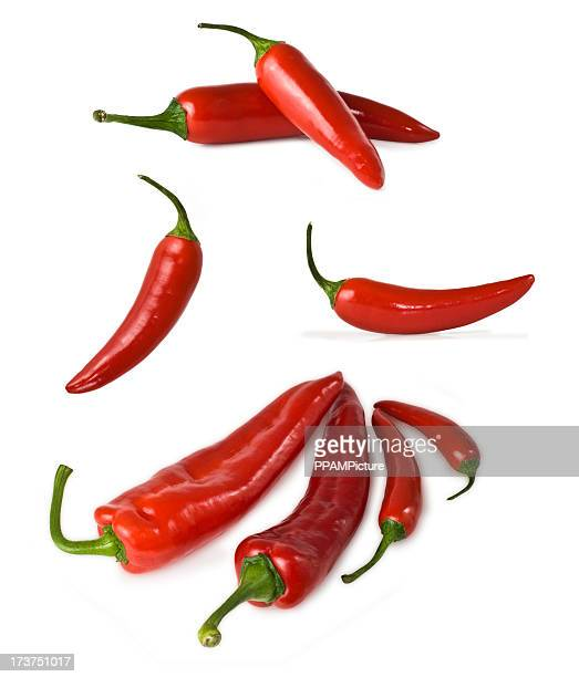 Red peppers XL