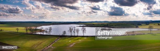 roter weiher near munster, moselle, france - lorraine stock pictures, royalty-free photos & images