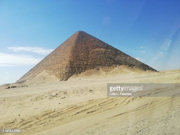 Red Pyramid. Dahshur