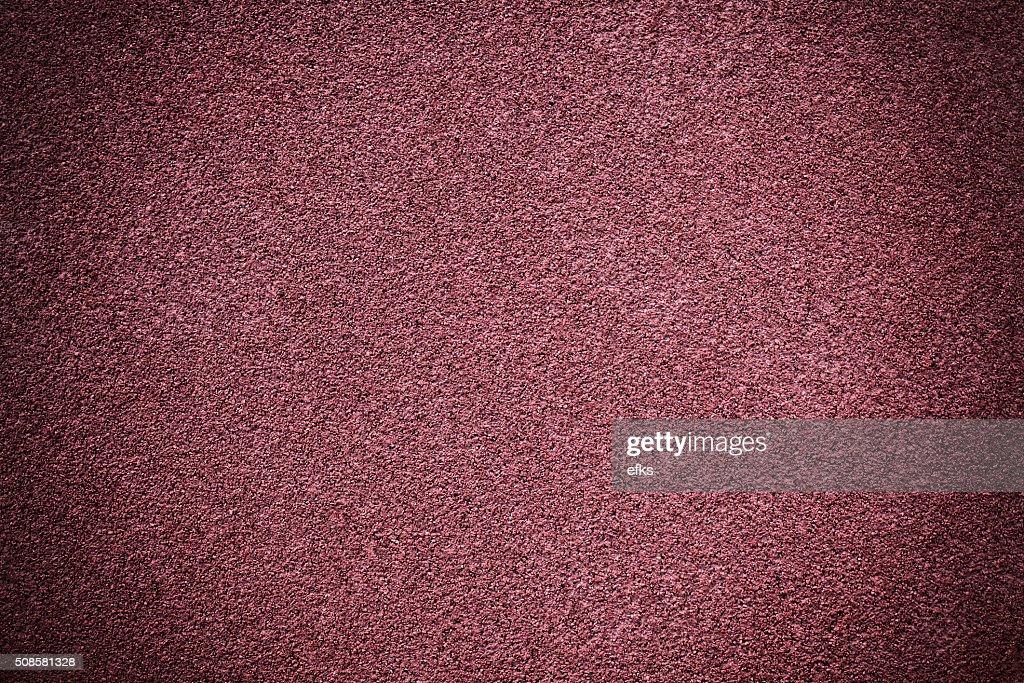 Red racetrack texture : Stockfoto