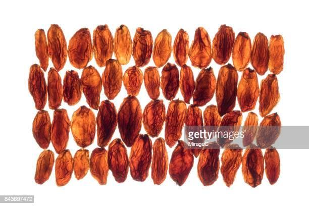 red raisins - passas - fotografias e filmes do acervo