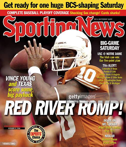 60 Top Texas Longhorns Football Vince Young Pictures, Photos and