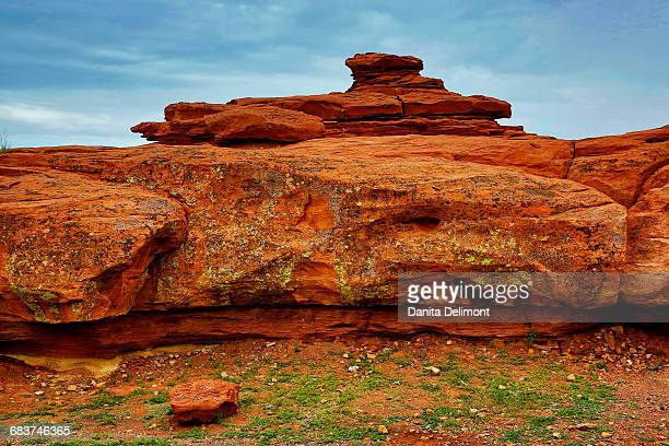 Red Rock formations, Arizona, USA