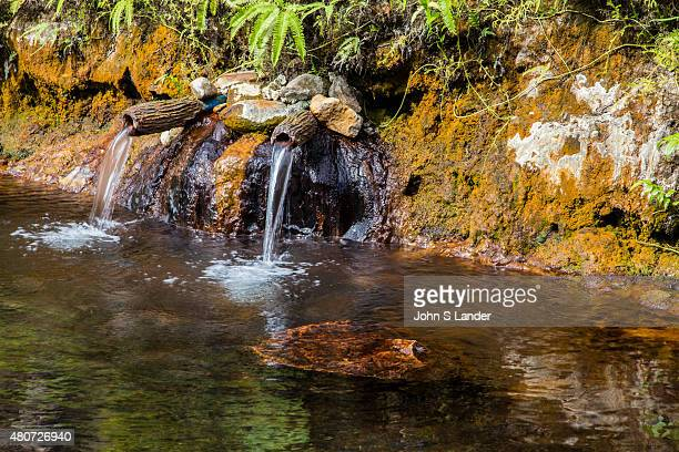 Red Rock Hot Spring at Pulangtubig, Valencia, Negros Oriental is a great way to relax in the cool upland temperatures of Valencia. The natural source...