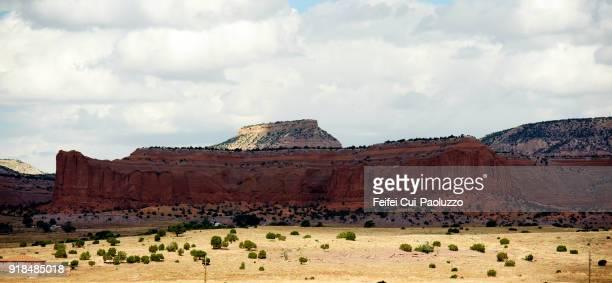 Red rock near Gallup, New Mexico, USA