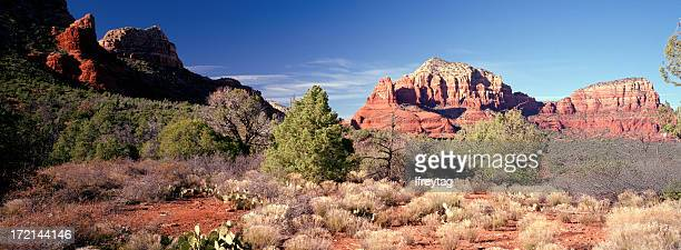 Red Rock Trail View at Sedona