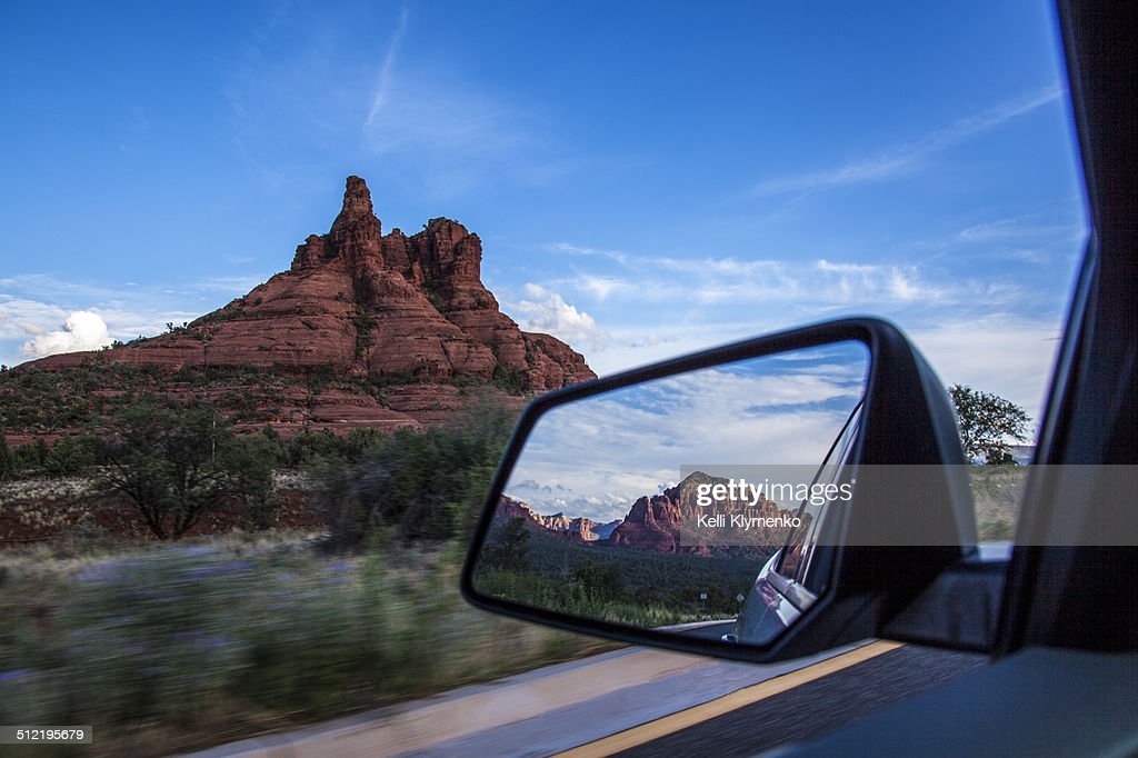 Red Rocks are Closer : Stock Photo