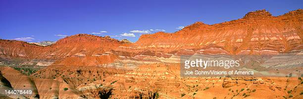 Red rocks at Old Movie Set Vermillion Cliffs Utah
