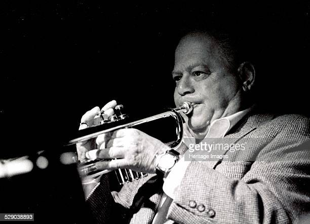 Red Rodney, Ronnie Scott's, London, 1992. Image by Brian O'Connor.