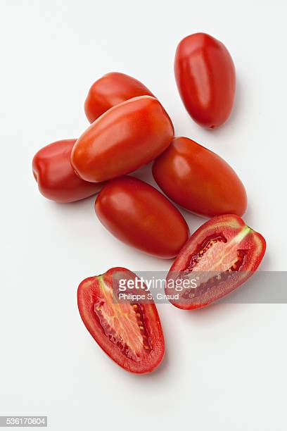 Red Roma Tomatoes