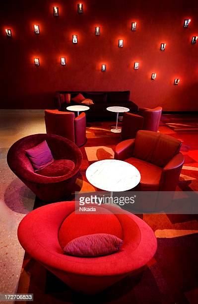 Red chambre