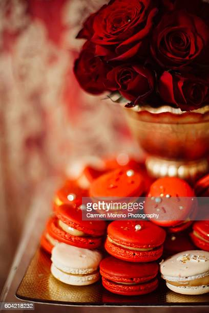 Red Roses and Macaroons 2