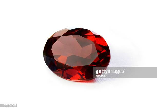 red ruby - oval shaped objects stock pictures, royalty-free photos & images