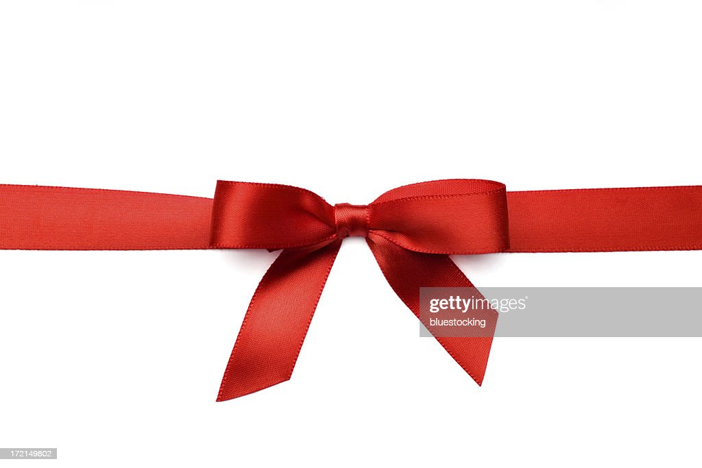 Red satin gift bow stock photo getty images red satin gift bow clipping path negle Image collections