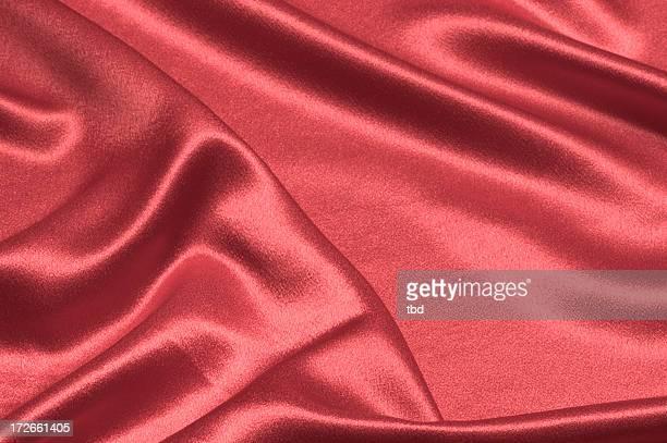 En Satin rouge