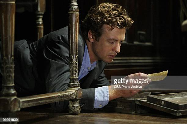 'Red Scare' Patrick Jane looks at evidence that may assist the CBI as they investigate the death of a wealthy man who witnesses say was killed by a...