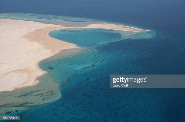 red sea and coastline - coastline stock pictures, royalty-free photos & images