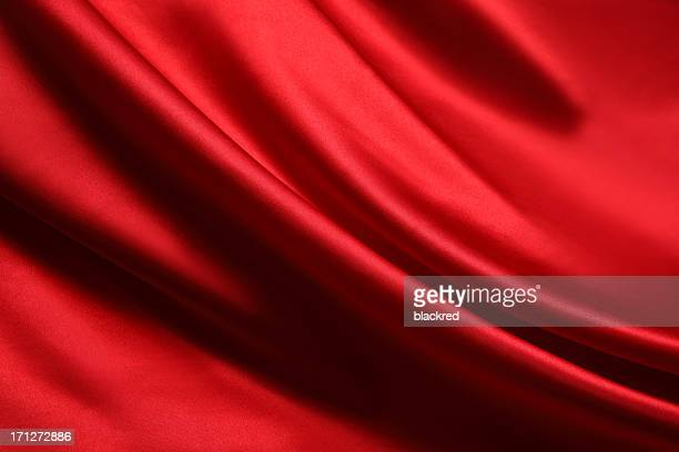 red silk background - satin stock pictures, royalty-free photos & images
